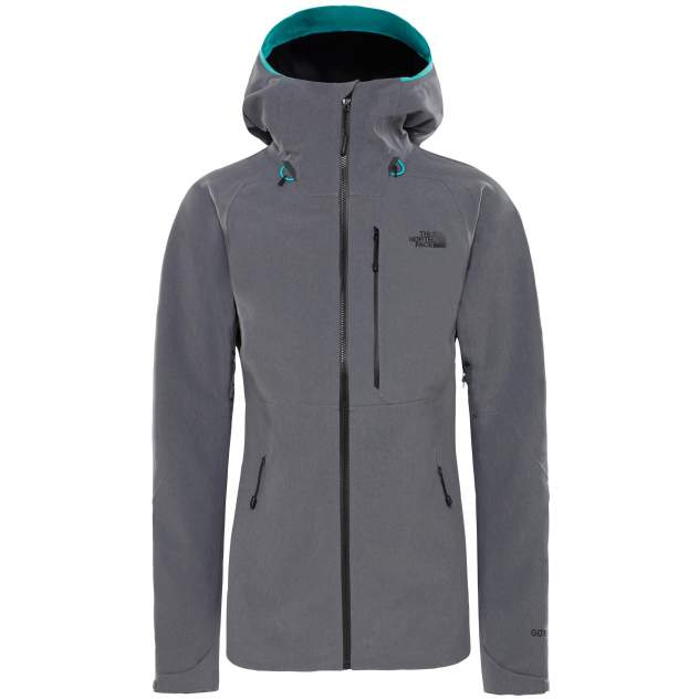 Куртка The North Face Apex Flx Gtx 2.0 J, vanadis grey, XS