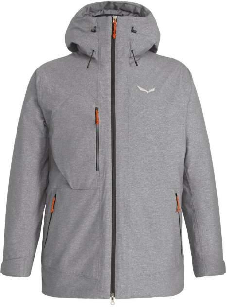 Спортивная куртка Salewa Fanes 2 Powertex/Tirolwool Celliant, серый