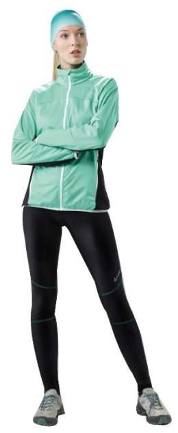 Спортивная ветровка Loeffler Alpha Ws Light, зеленый, черный