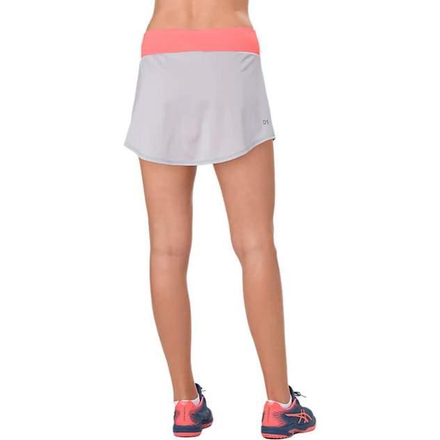 Женская юбка Asics Tennis Skort 2042A060-020, серый, XS INT