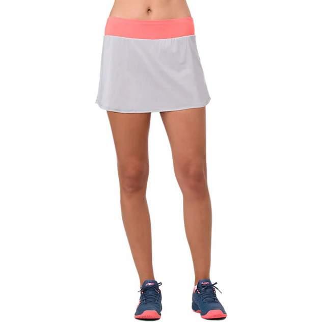 Женская юбка Asics Tennis Skort, серый