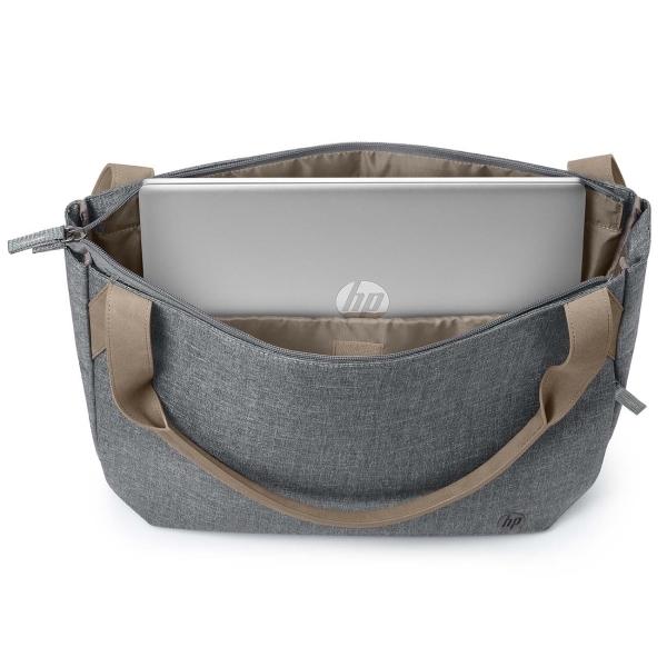 "Кейс для ноутбука до 13"" HP Pavilion Renew Tote 1A216AA серый"