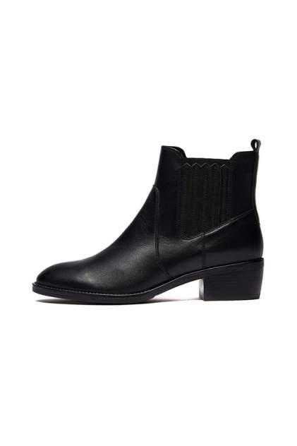 Ботинки женские Ralf Ringer 653205 черные 37 RU