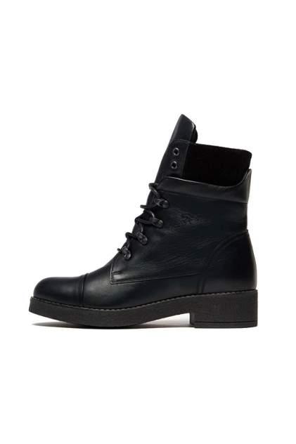 Ботинки женские Ralf Ringer 628209 черные 38 RU