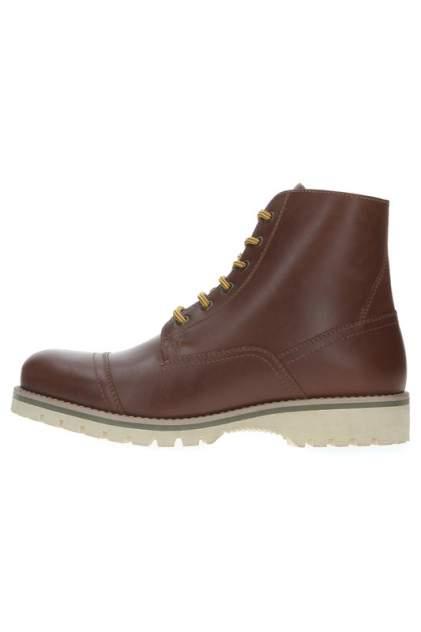 Ботинки мужские Ralf Ringer 598202 оранжевые 42 RU