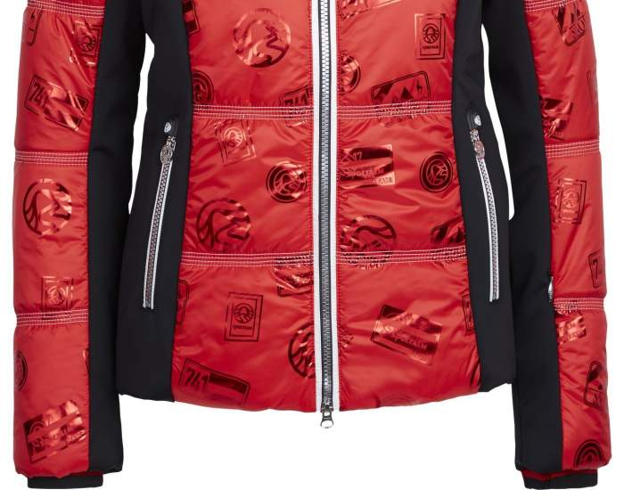 Куртка Sportalm 902234141, racing red, 38 EU