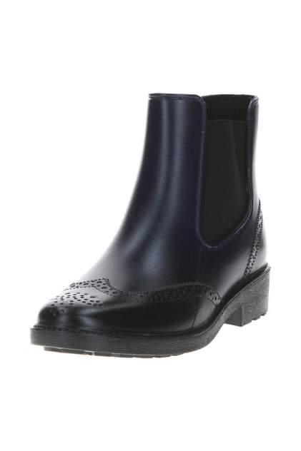 Женские резиновые резиновые ботинки MonAmi 528, синий