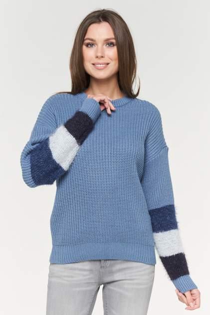 Джемпер женский VAY 192-4049 синий 52