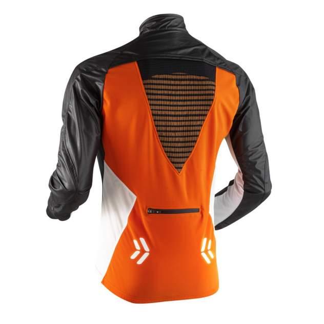 Куртка X-Bionic Biking Ae Man Spherewind Jacket, black, S