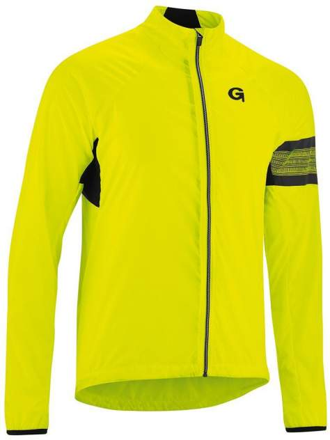 Куртка Gonso Karwendel He-Windjacke, safety yellow, L