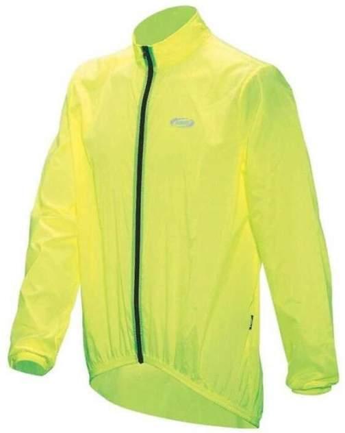 Куртка BBB Baseshield, neon yellow, L