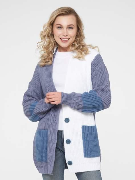 Кардиган женский VAY 202-1635, синий