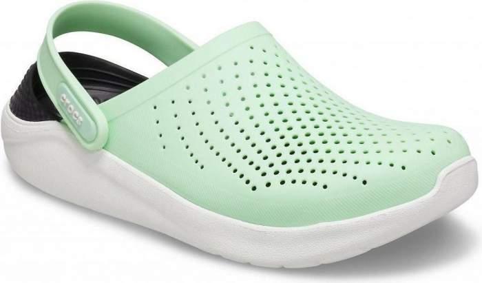Сандалии мужские Crocs Literide Clog белые 41-42 EU