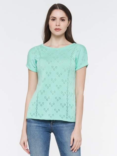 Джемпер женский VAY 201-41025, зеленый