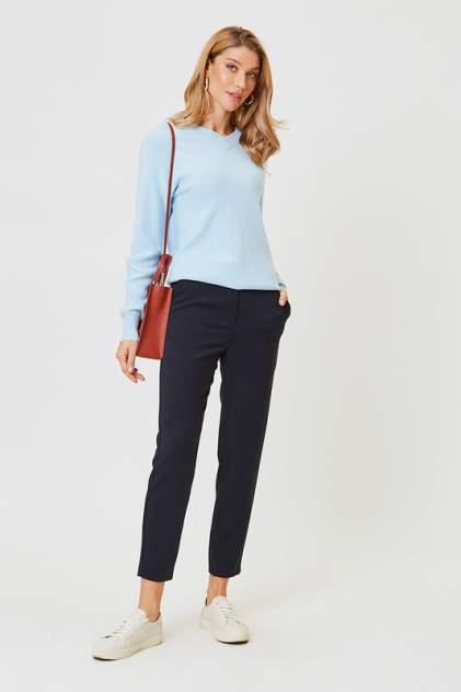 Пуловер женский Vittoria Vicci 1908-00-1259-S9108 голубой 50-52