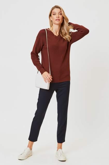 Пуловер женский Vittoria Vicci 1908-00-1259-S9101 коричневый 50-52