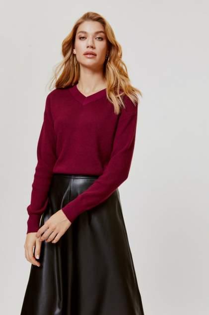 Пуловер женский Vittoria Vicci 1908-00-1259-S9057 красный 50-52