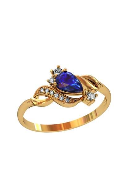 Кольцо женское Приволжский ювелир 252303-FA11NK59 р.16.5