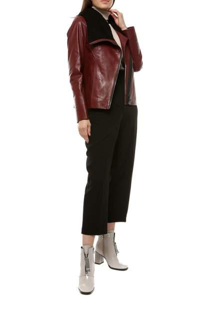 Кожаная куртка женская VITTORIO VENETO 1945 красная 42