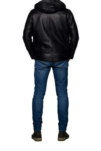 Кожаная куртка мужская REDSKINS GUEST черная L
