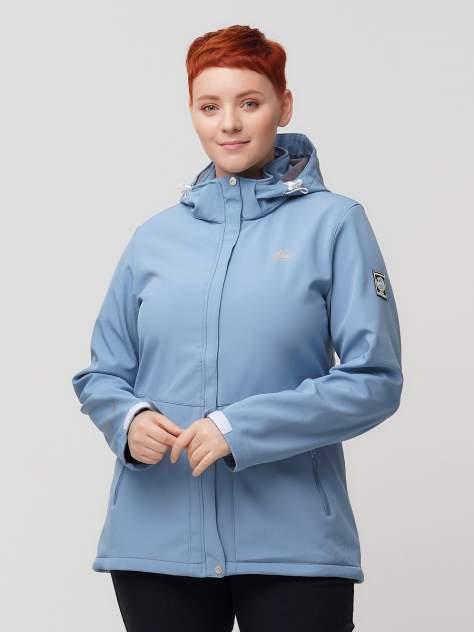 Ветровка женская MTFORCE 2032-1 голубая 60 RU