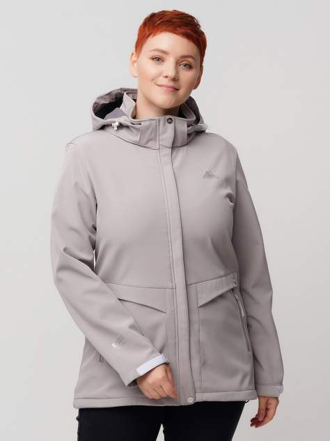 Спортивная куртка MTFORCE 2032-1, серый