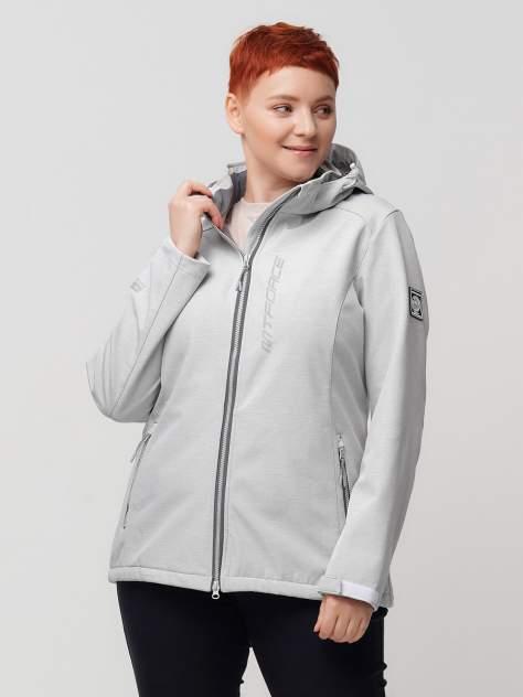 Спортивная куртка MTFORCE 2031-1, серый