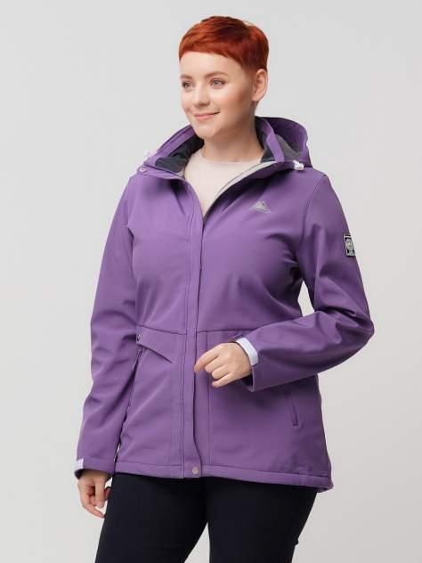 Ветровка женская MTFORCE 2032-1 фиолетовая 52 RU