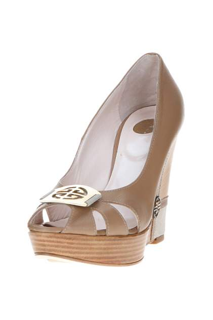 Туфли женские Giovanni Giusti 4006 серые 36 RU