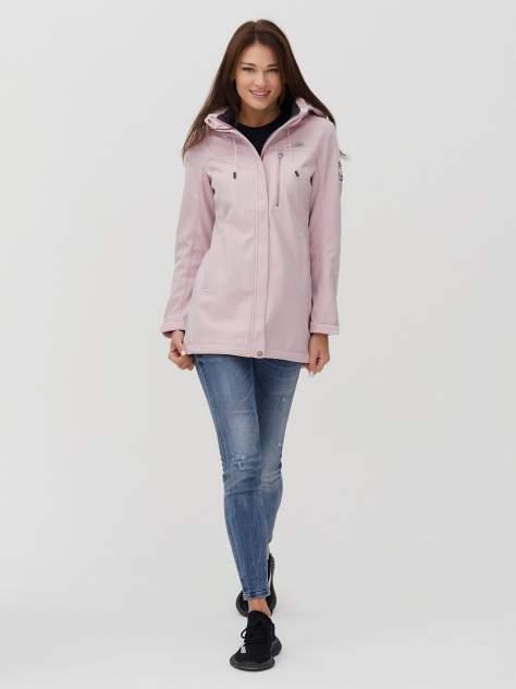 Спортивная куртка MTFORCE 2022, розовый