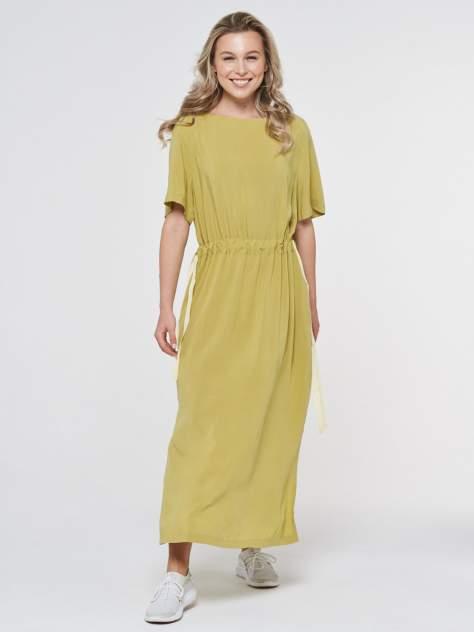 Женское платье VAY 201-3584, зеленый