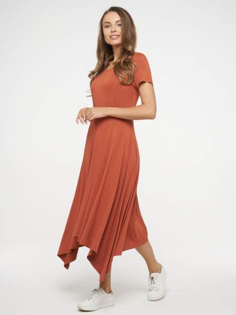 Женское платьеЖенское платье  VAYVAY  201-3609201-3609, , коричневыйкоричневый
