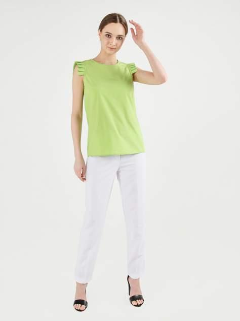 Женская блуза Remix 4753, зеленый