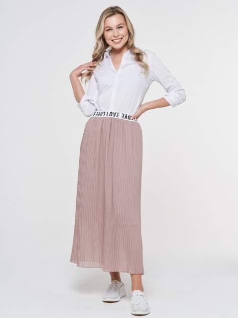 Женская юбка VAY 201-3577, розовый
