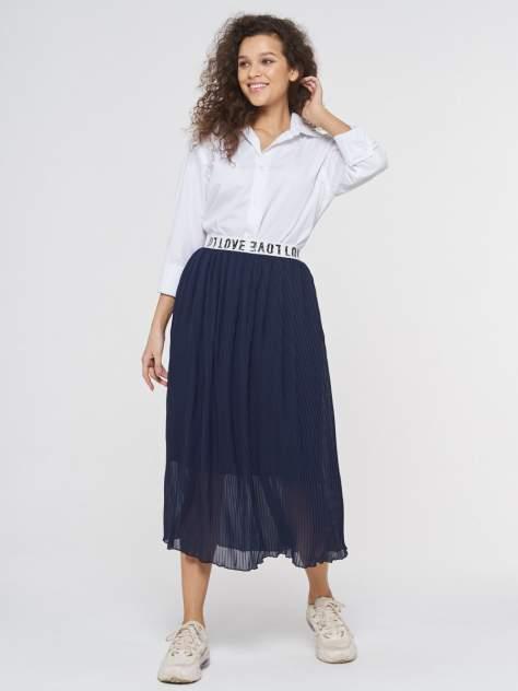 Женская юбка VAY 201-3577, синий