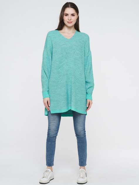 Джемпер женский VAY 192-4085, зеленый