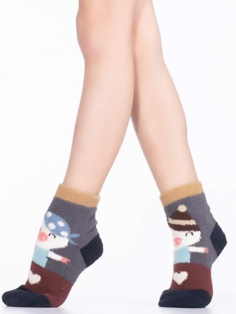 Носки детские Hobby Line, цв. серый р.18-20