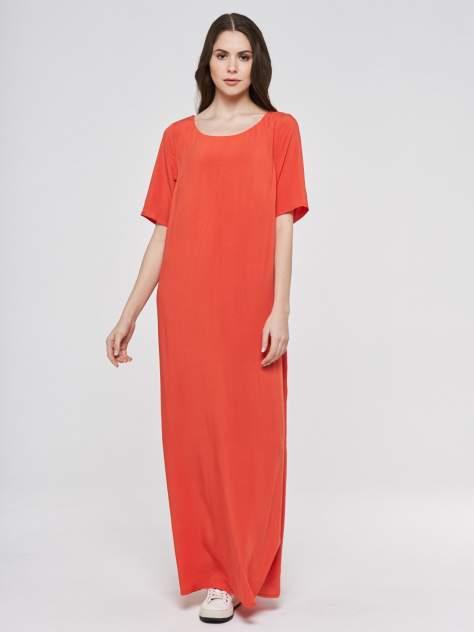 Женское платьеЖенское платье  VAYVAY  201-3583201-3583, , оранжевыйоранжевый