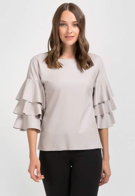 Женская блуза Remix 6578, серый