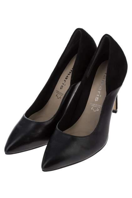 Туфли женские Tamaris 1-1-22437-25 черные 37 DE
