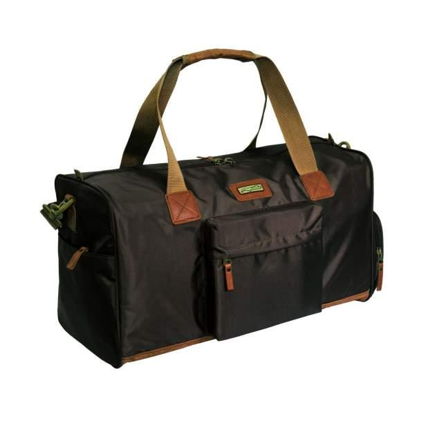 Дорожная сумка Aquatic С-30 dark brown 30 x 52 x 35 см