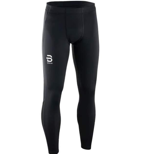 Тайтсы Bjorn Daehlie Tights Focus, black, XL