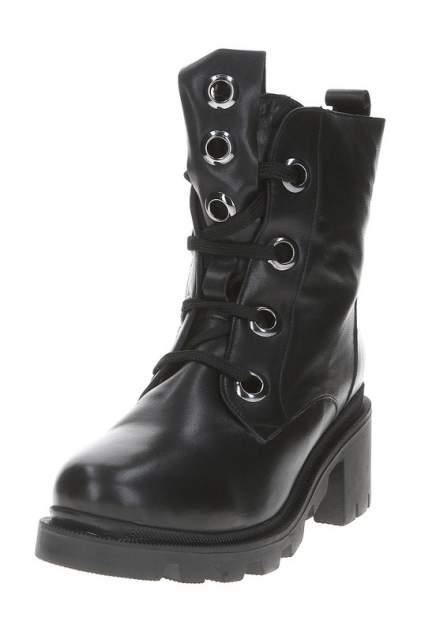 Ботинки женские Tucino 18118-К черные 38 RU