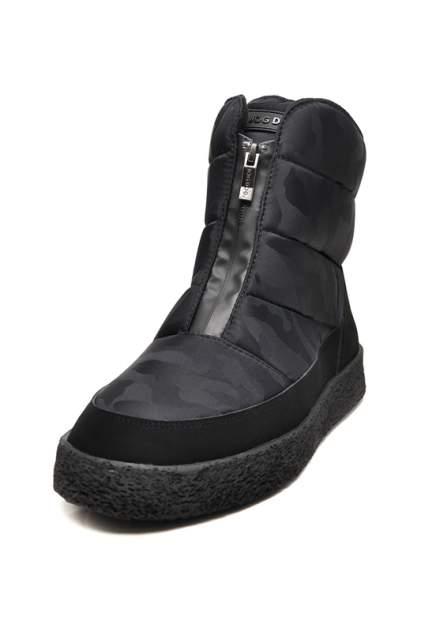 Ботинки женские Jog Dog 18007 черные 43 RU