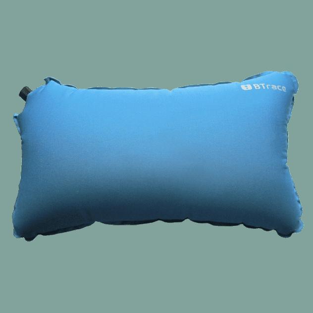 Подушка самонадувающаяся Elastic 50x30x8,5 см синий (M0213) BTrace