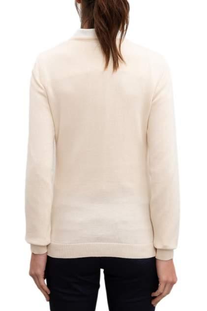 Пуловер женский U.S. POLO Assn. G082GL0TK0BESTISK9 бежевый 48