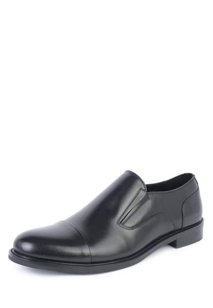 Туфли мужские Pierre Cardin 15716, черный