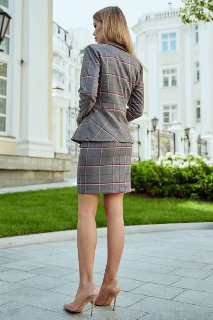 Костюм женский BEZKO БП 3605 серый 52