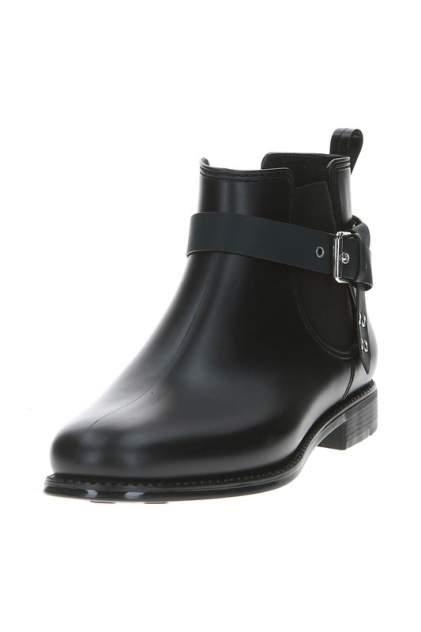 Женские резиновые резиновые ботинки MonAmi 17D124K-34, черный