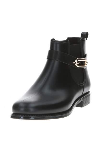 Женские резиновые резиновые ботинки MonAmi 17D124K-3, черный